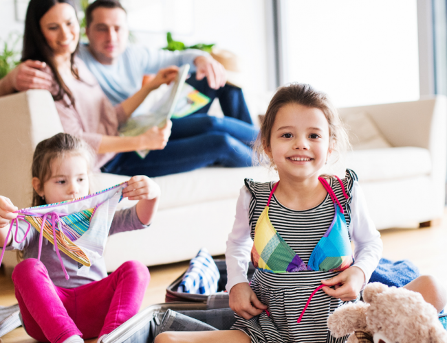 What To Pack for A Summer Family Vacation?